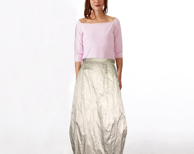 BOULE SKIRT PUFFBALL Bubble, Boulé skirt in different colors, long