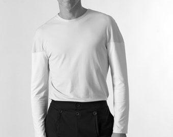 TROUSERS MEN VINTAGE  dungarees, wool, handmade, vintage, uniform, military, 18. and 19. century, historicism pants