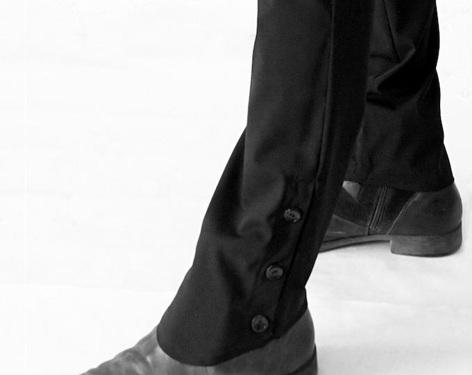 SPATS PANTS MEN uniform, military, historicism, 18th Century, 19th century