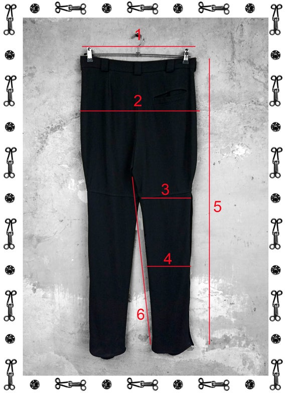 SALE VINTAGE uniform military historicism pants century TROUSERS Men spant 18 spats 19 wool pants century qfxnqHwCra