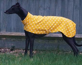 SUNSHINE lightweight fleece greyhound jacket