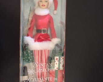 Barbie - Santa's Helper MIB