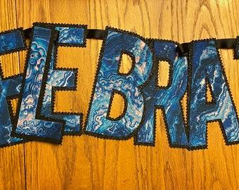 Custom Celebrate Banner