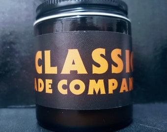 The Classics Pomade Co A Stranger in a Crowd Candle