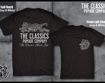 The Classics Pomade Co Small Shirt
