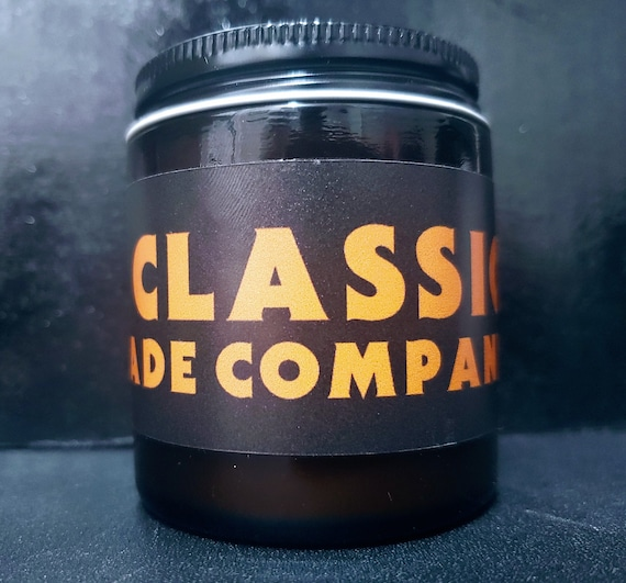 The Classics Pomade Co Trick or Treat candle