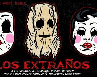 The Classics Pomade Company Los Extranos
