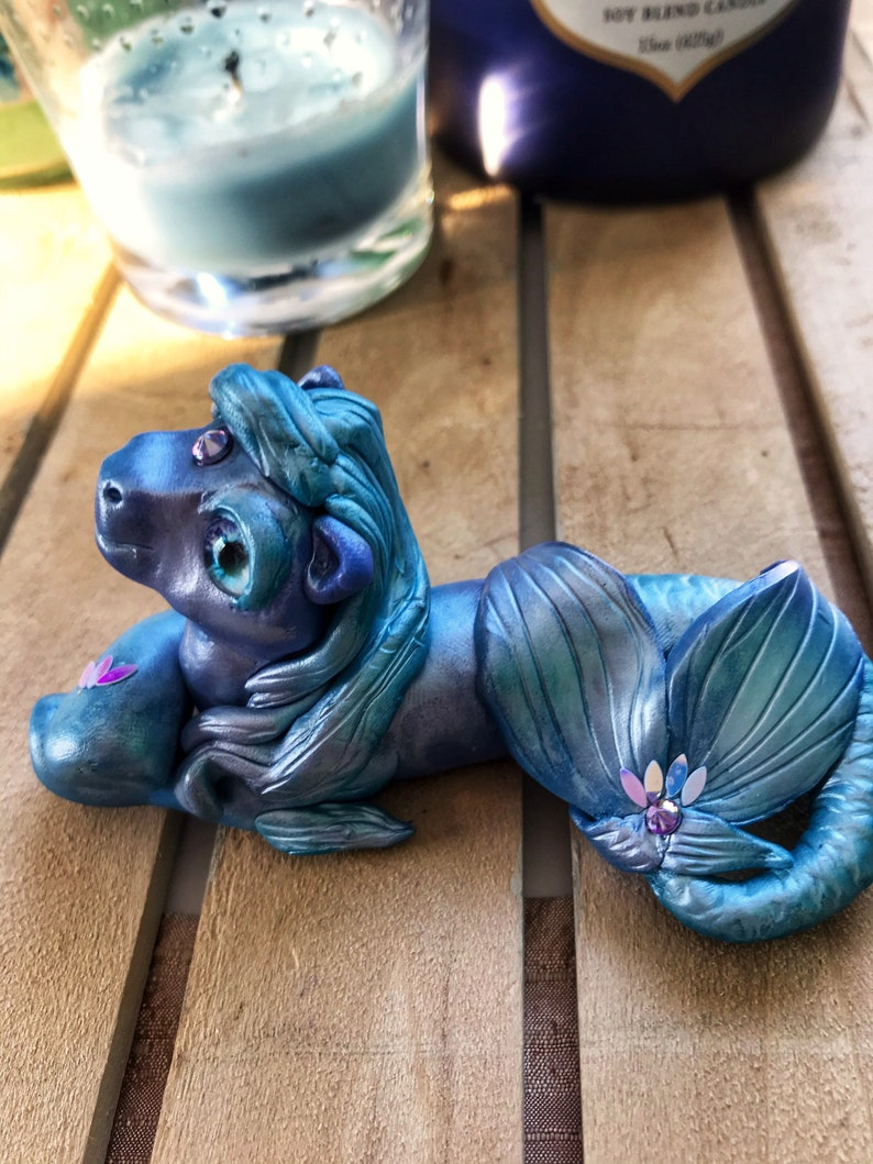 Silvermist the merpony