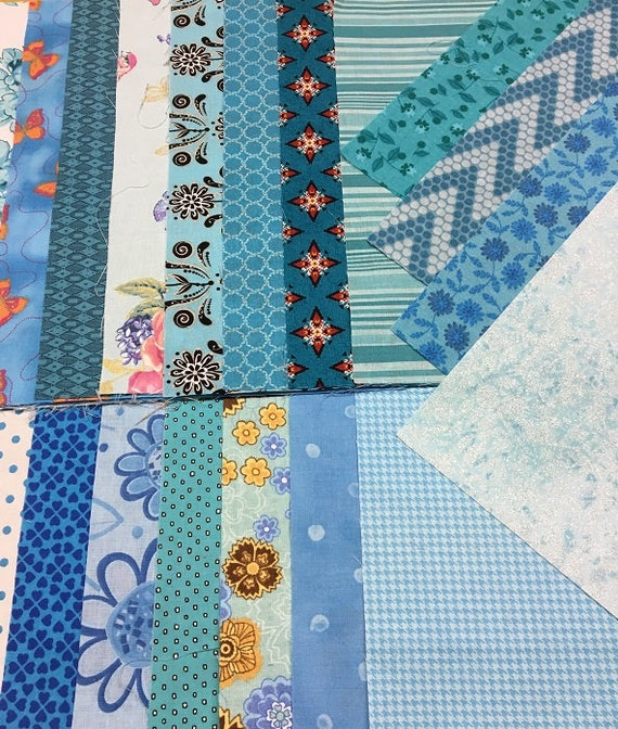 "Quilt Pieces Cotton Fabrics Quilting  6-1//2/"" Charm Squares 100"