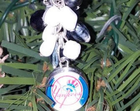 Yankees Ornament