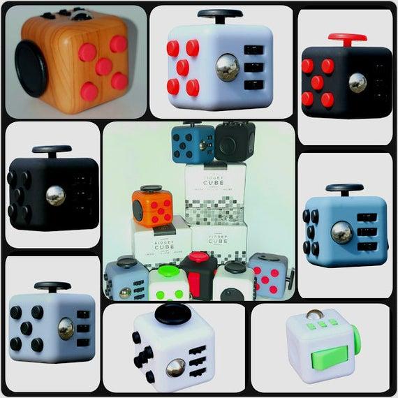 Large Fidget Cube