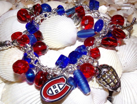 Montreal Canadiens Bracelet