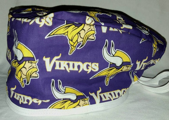 Vikings Surgical cap