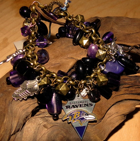 Ravens  Bracelet