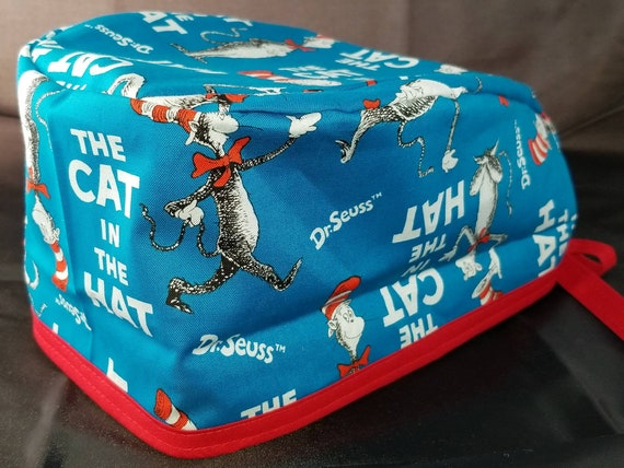 Cat in the Hat Surgical cap