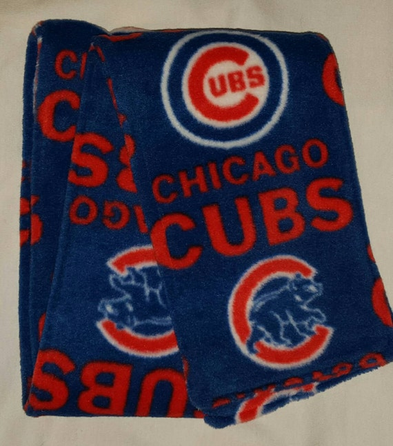 Cubs Scarf