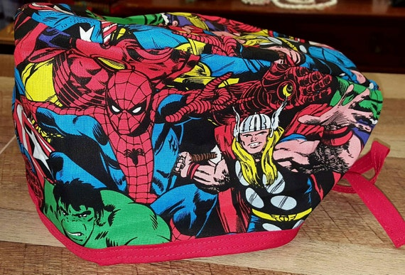 Marvel Surgical cap
