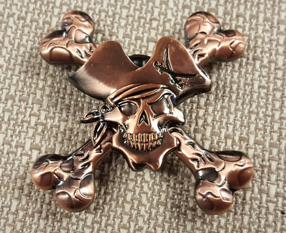 Pirate Fidget Spinner
