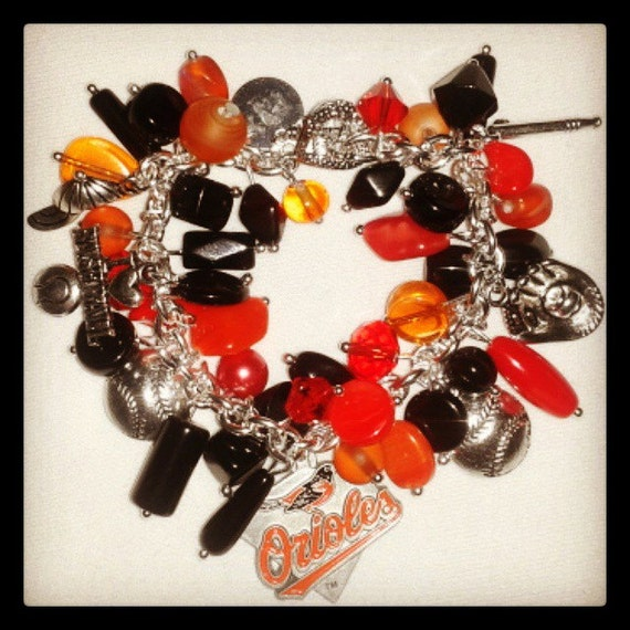 Orioles Bracelet