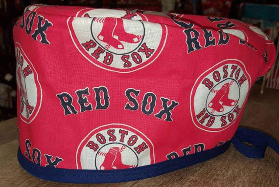 Red Sox Surgical cap