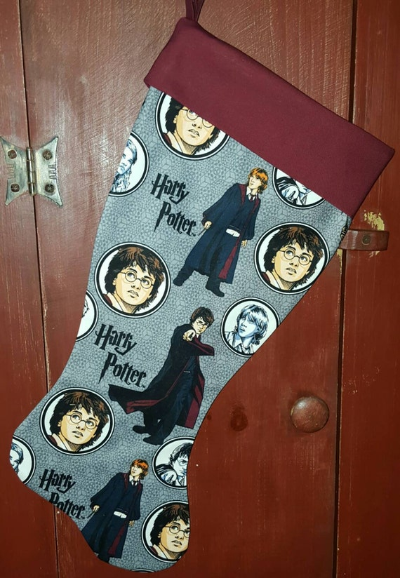 Harry Potter Christmas Stocking