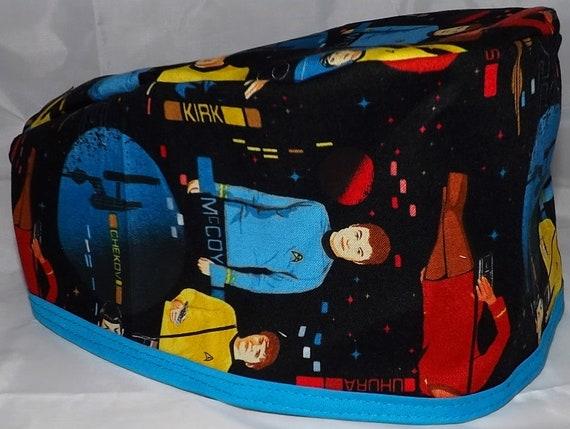 Star Trek Surgical cap