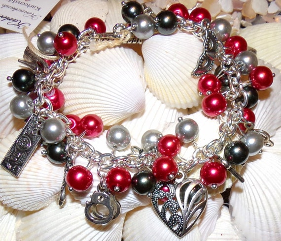 50 Shades of Grey Bracelet