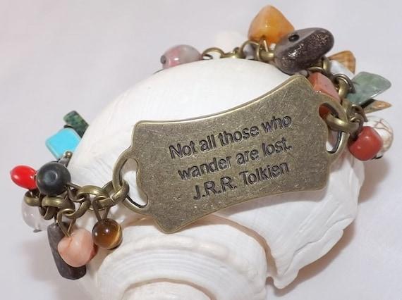 Not All Those.... Bracelet