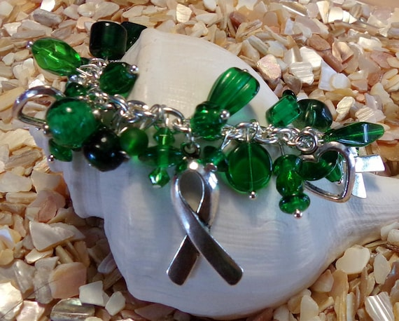 Green Awareness Bracelet