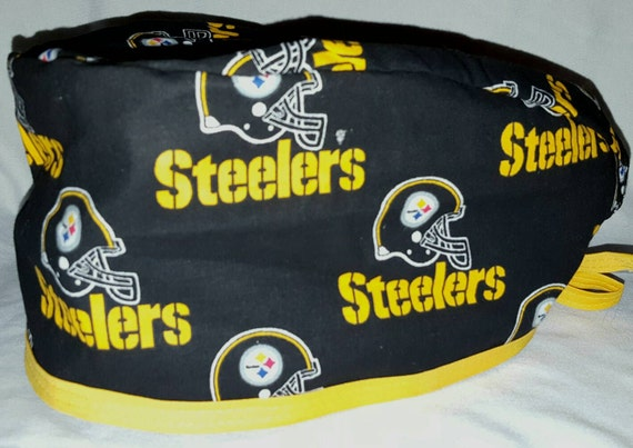 Steelers Surgical cap