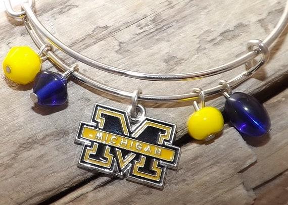 College Bangle Bracelets