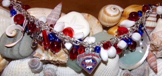 Phillies Bracelet