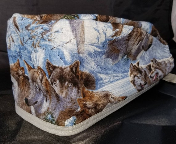 Wolf Surgical cap