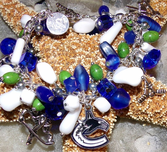 Canucks Bracelet
