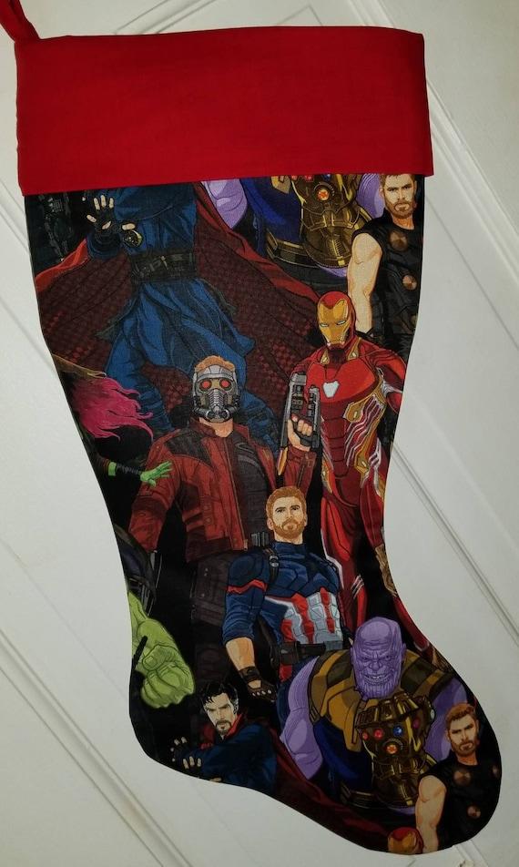 Infinity Wars Christmas Stocking