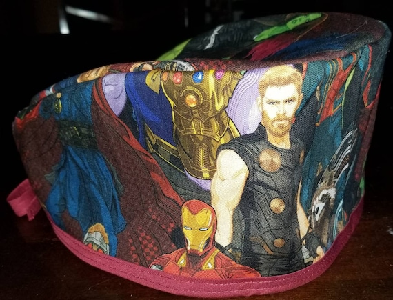 Infinity Wars Surgical cap
