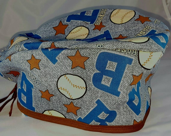 Baseball Surgical cap