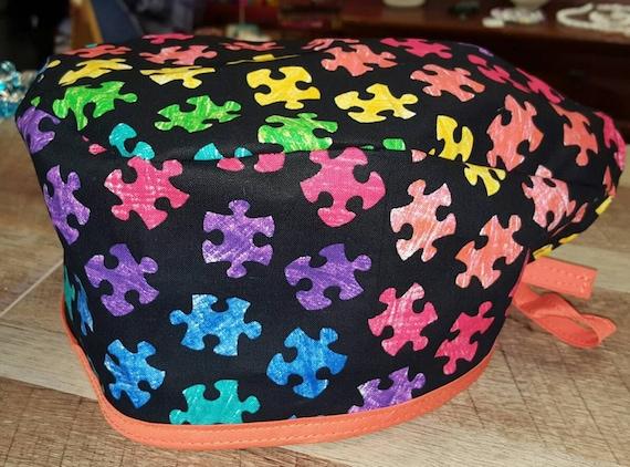 Autism Awareness Surgical cap