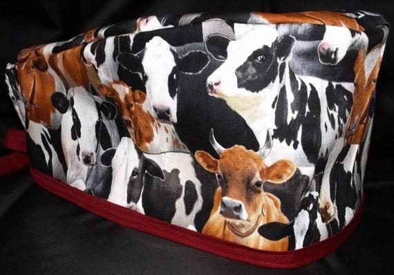 Cow Surgical cap