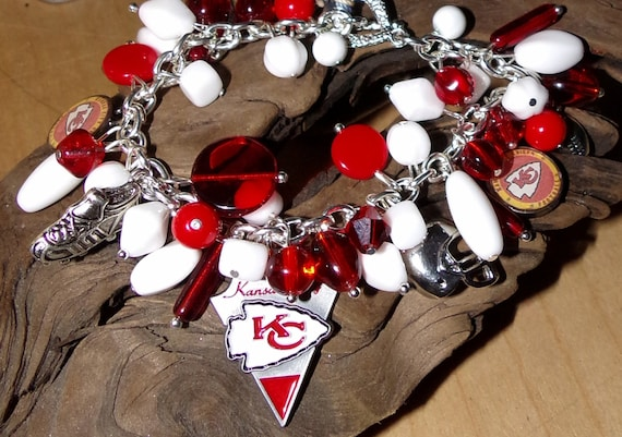 Chiefs Bracelet