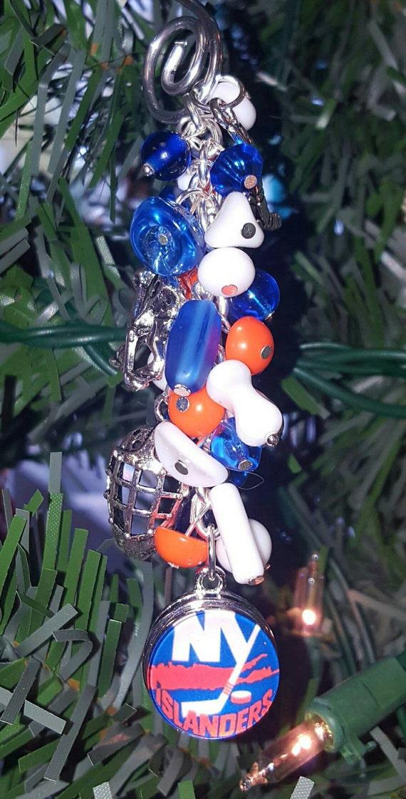Islanders Ornament