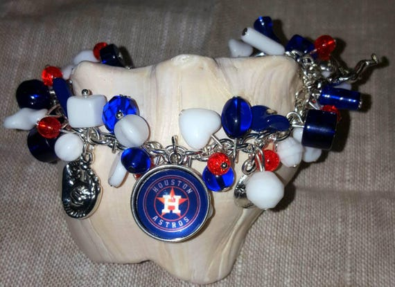 Astros Rockies Bracelet