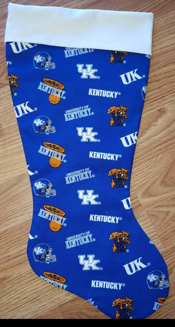 Wildcats Christmas Stocking