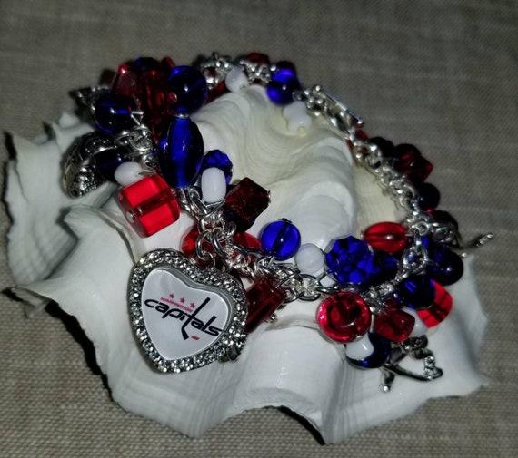 Capitals Bracelet