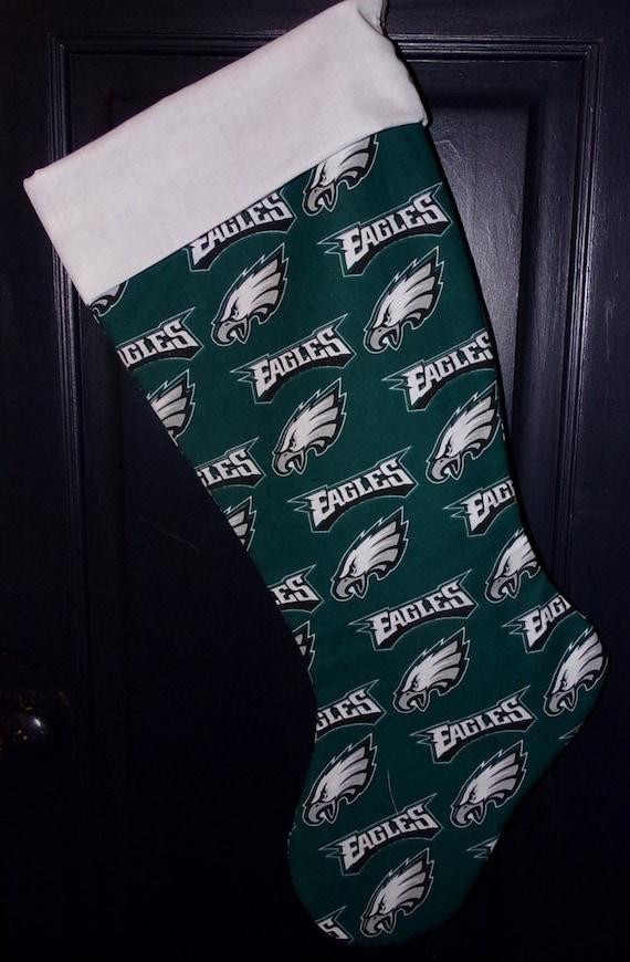 Eagles Christmas Stocking