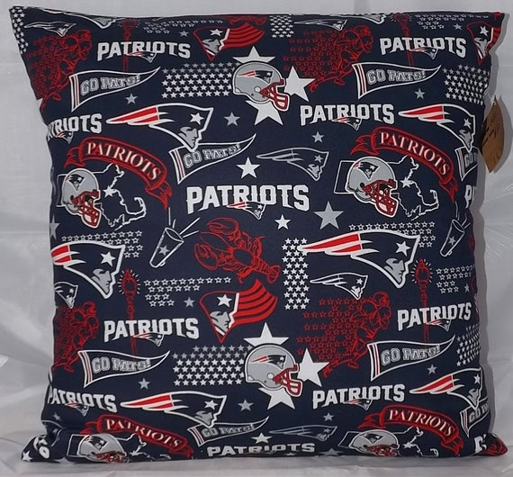 Patriots Pillow Cover