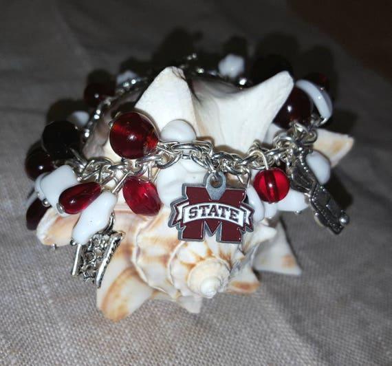 Bulldogs Bracelet