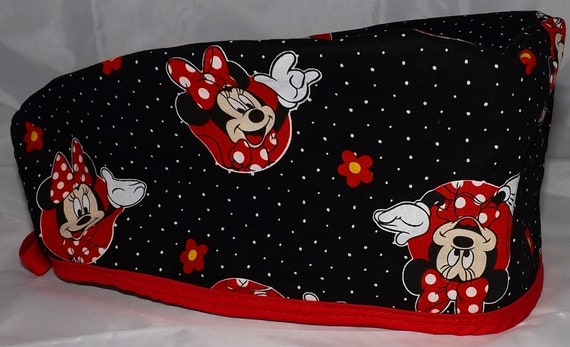 Minnie Mouse Surgical cap