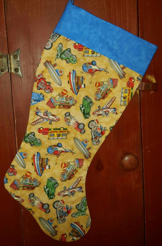 Toy Christmas Stocking