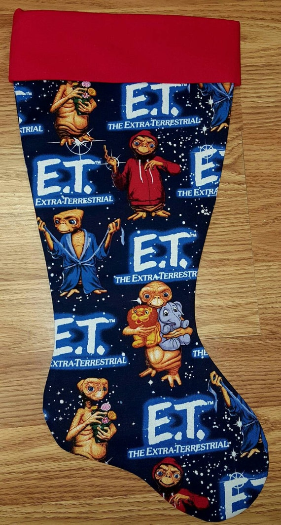 ET Christmas Stocking